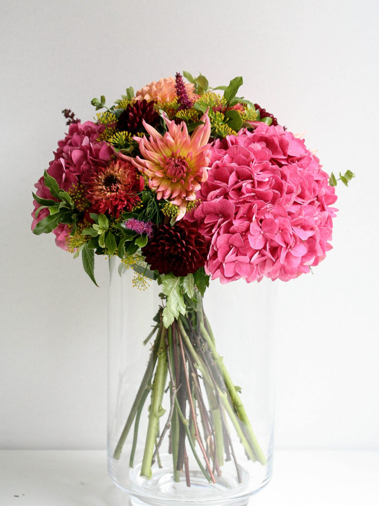 Medium Fab Friday Flowers, delivered in North London, created by Garland