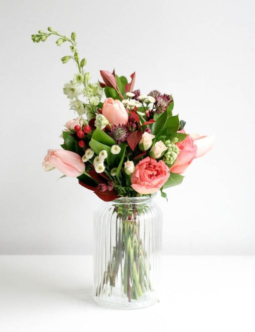 Fab Friday Flowers designed by Garland a north London florist